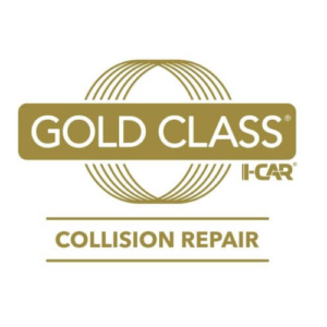 I-CAR gold certified logo